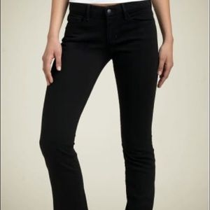NWOT Black Joe's Jeans Straight Leg, 29x32